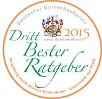 Deutscher Gartenbuchpreis 2015 für Gärtnern mit dem Hochbeet