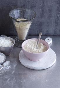 Glutenfreies Backen: Mehlersatz bietet Vielfalt