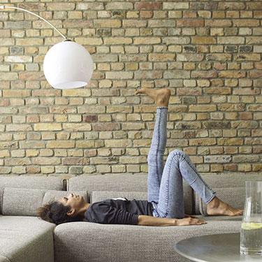 Sofa Workout GU FIT! Die besten Workouts von GU