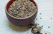 Bauch-weg-Lebensmittel: Linsen