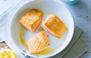 Bauch-weg-Lebensmittel: Lachs