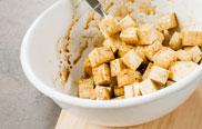 Bauch-weg-Lebensmittel: Tofu