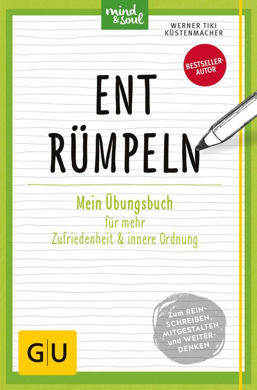 Entrumpeln Buch Werner Tiki Kustenmacher Gu