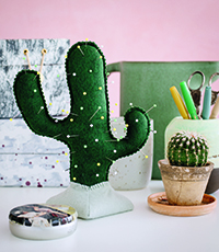 Kaktus DIN A4