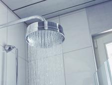 Genießen Sie Ihre Dusche.