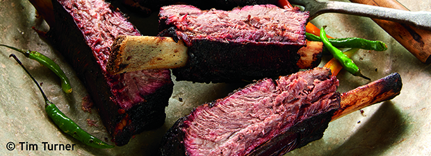 Central Texas Beef Short Ribs