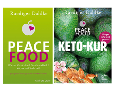Bestsellerautor Ruediger Dahlke schreibt über ketogene Ernährung.