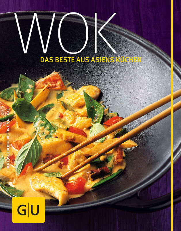 Wok Buch Bettina Matthaei Gu