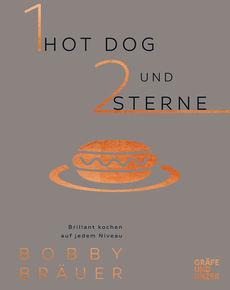 Ein Hot Dog und zwei Sterne