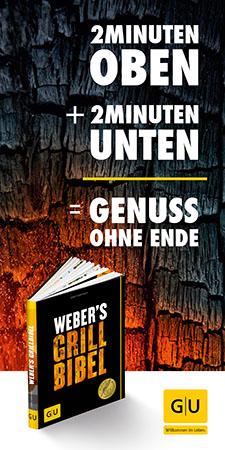 Weber`s Grillbibel Kampagne