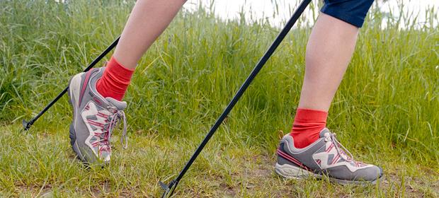 Ausdauertraining: Nordic Walking – Grundlagen
