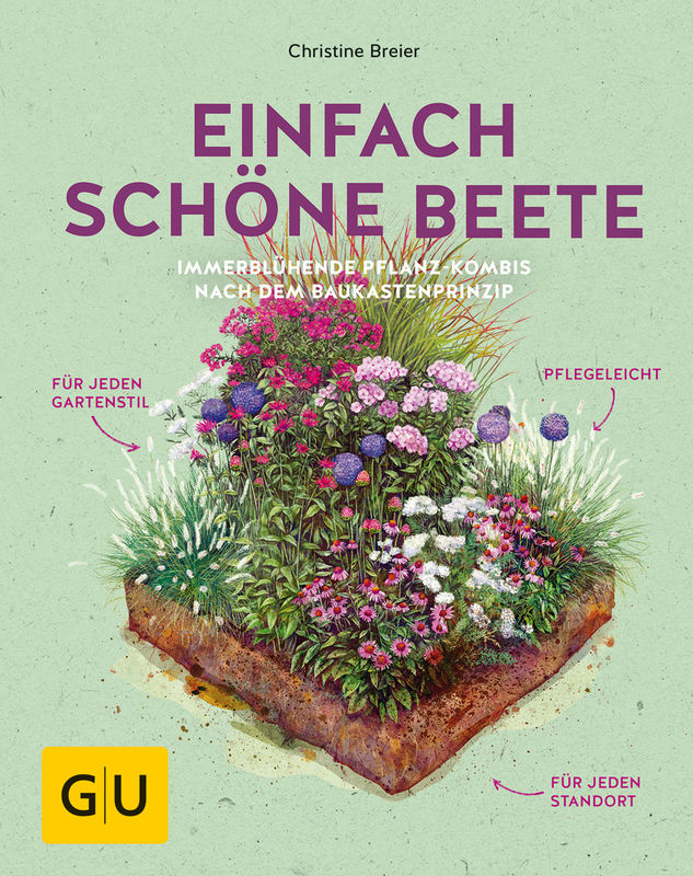 Einfach Schöne Beete Buch Christine Breier Gu