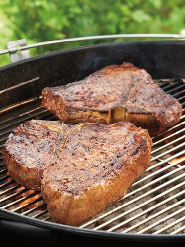 Grill-Rezept fürs BBQ: T-Bone-Steaks