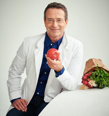 Ernährungs-Doc Matthias Riedl