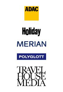 Die Marken von Gräfe und Unzer - ADAC Holiday Merian Polyglott Travel House Media