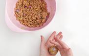 Kunterbunte Cookie-Kugeln: Step 3