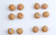 Kunterbunte Cookie-Kugeln: Step 5