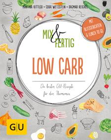 Low Carb-Abendessen aus