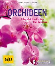 Orchideen   Buch     GU