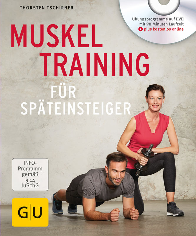 Muskeltraining Fur Spateinsteiger Buch Gu