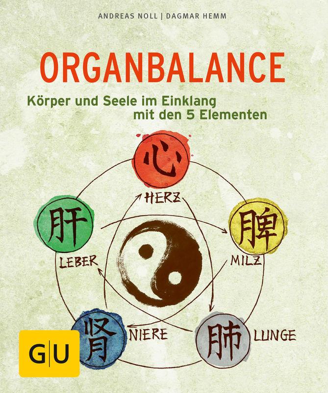 Organbalance - Buch - - GU