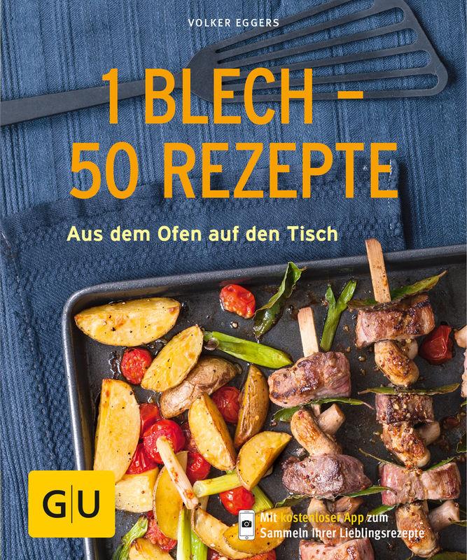 1 Blech 50 Rezepte Buch Volker Eggers Gu