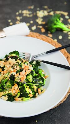 intervallfasten brokkoli rezept