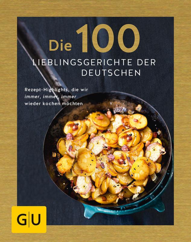 Die 100 Lieblingsgerichte der Deutschen - Buch - Viola Lex - GU