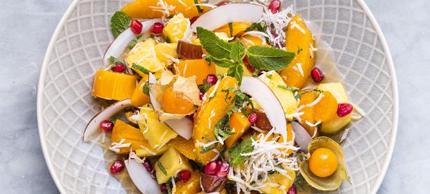 Basisch kochen: Arabischer Obstsalat