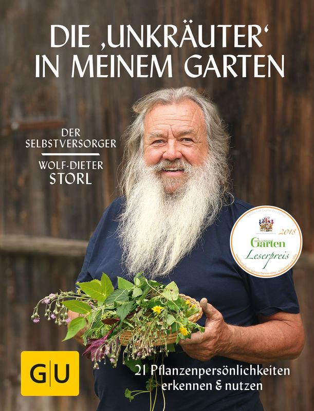 Die Unkräuter In Meinem Garten Buch Wolf Dieter Storl Gu