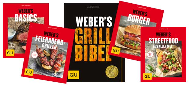 Grillrezepte: Weber's Grillbücher