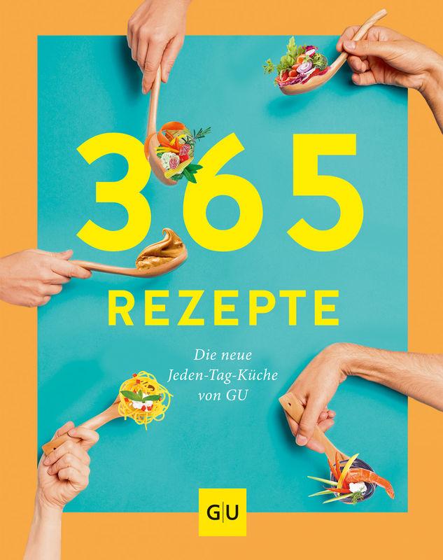 365 Rezepte! - Buch - - GU