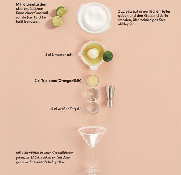 Margarita mixen
