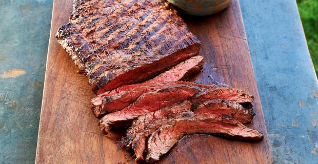 Flank-Steak für den Feierabend