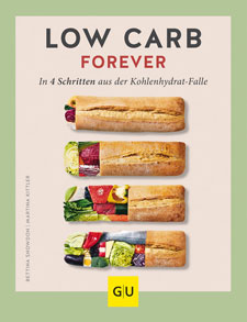 Buch-Tipp: Low Carv forever
