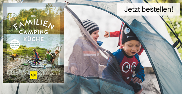 Buch-Tipp: Familien-Campingküche