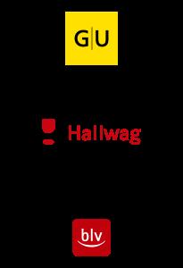 Die Marken von Gräfe und Unzer - GU - Teubner - Hallwag - Gräfe und Unzer Autorenverlag - BLV