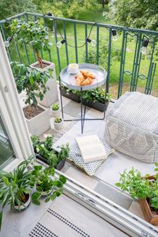 Mein Open-Air-Wohnzimmer
