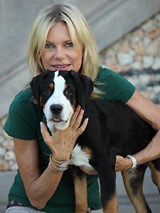 Foto Nina Ruge - Hunderatgeber Was fühlt mein Hund? Was denkt mein Hund?