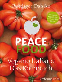 Cover - Ruediger Dahlke - Peace Food - Vegano Italiano