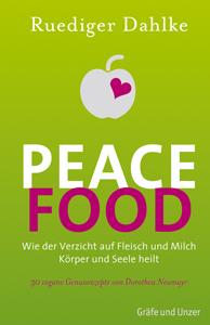 Cover - Ruediger Dahlke - Peace Food