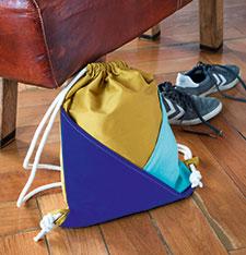 Turnbeutel GU-Kreativratgeber Taschen nähen