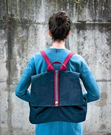 Rucksack GU-Kreativratgeber Taschen nähen