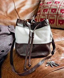 Umhängetasche GU-Kreativratgeber Taschen nähen