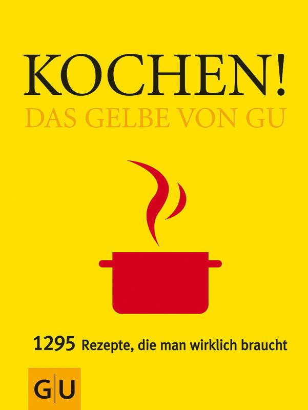 kochen das gelbe von gu ebook gu