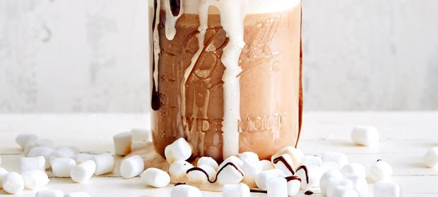 Cheat Day-Rezept: Hot Chocolate mit Marshmallows