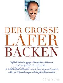 Cover - Johann Lafer - Der große Lafer BACKEN