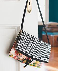 Pochette Tasche GU-Kreativratgeber Taschen nähen