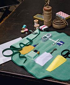 Näh-Utensilo GU-Kreativratgeber Taschen nähen