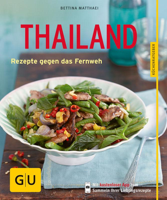 Thailand - Buch - Bettina Matthaei - GU